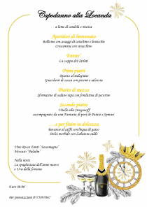 ..::New Year's Eve at the Locanda::..